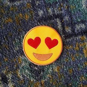 Accessories - Emoji Iron on Patch